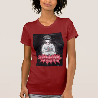 KUAN YIN Red T-Shirt