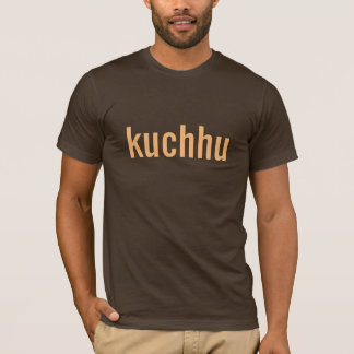 kuchhu desi indian pride cute t-shirt design