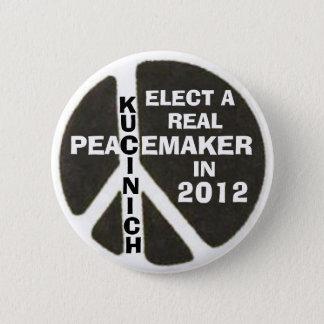Kucinich for President 2012 Button
