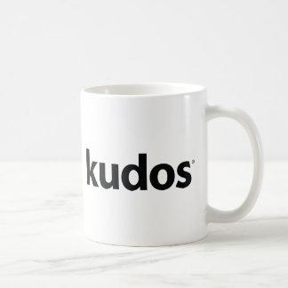Kudos® Basic White Mug