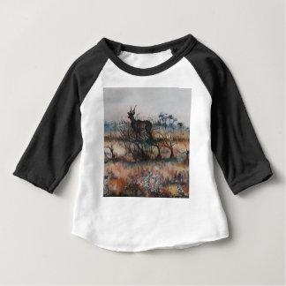 Kudu Bull Baby T-Shirt