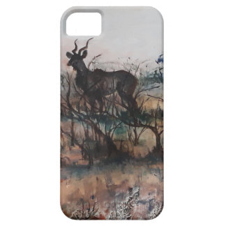 Kudu Bull Barely There iPhone 5 Case