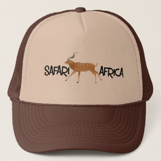 Kudu Safari Cap