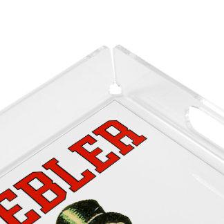 Kuebler Porter Ale Acrylic Tray