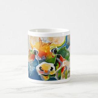Kuhle cup: Vogu Lisi III Coffee Mug