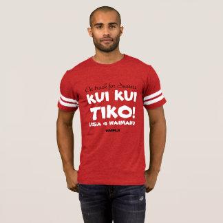 Kui Tiko Mens T-shirt