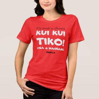 Kui Tiko Women's T-shirt
