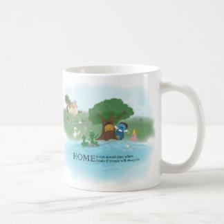 Kuki Family & Friends Mug
