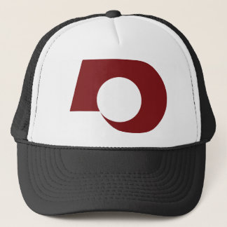 Kumamoto Symbol Trucker Hat