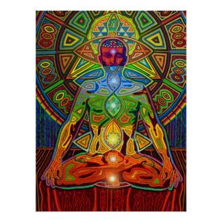 Kundalini digitally - 2012 poster