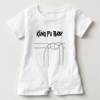 Kung Fu Baby Baby Bodysuit