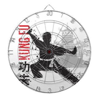 Kung Fu Dartboard