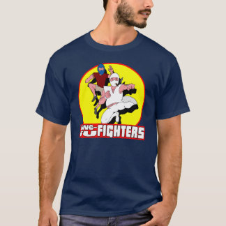 Kung-Fu Fighters - Fu and KJ T-shirt