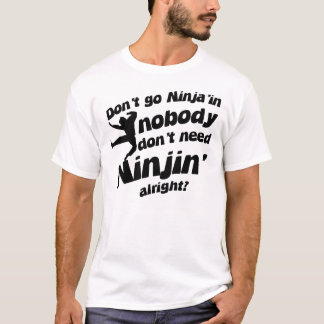 Kung Fu Hillbilly! T-Shirt