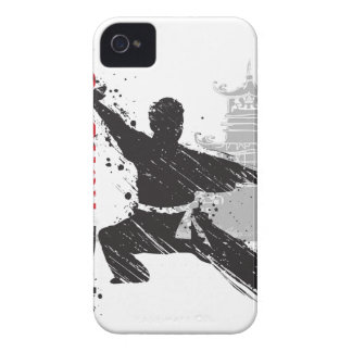 Kung Fu iPhone 4 Case
