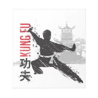 Kung Fu Notepad