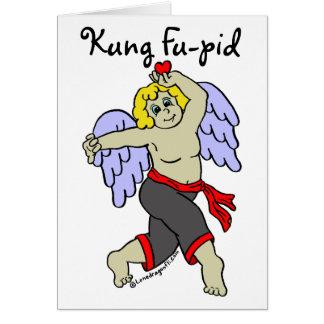 Kung Fu-pid Card