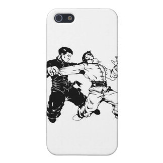 kung fu sweep iPhone 5/5S cover