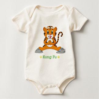 Kung Fu Tiger™ Baby Bodysuit