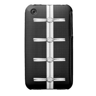 Kung fu uniform iPhone3 Case-Mate iPhone 3 Case
