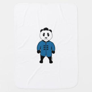 Kungfu Panda Baby Blanket by Mahieu