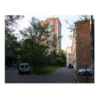 Kuntsevo Postcard