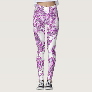Kunzite Angelic Leggings