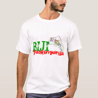 "Kurdistan ""Biji Peshmerga"" T-Shirt NEW"