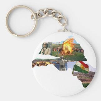 kurdistan culture key chains