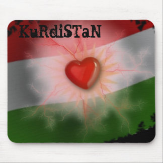 Kurdistan Mousepad - Customized