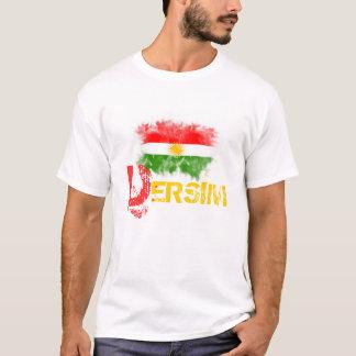 """Kurdistan T-Shirt with """"DERSIM"""""""