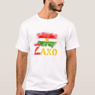 """Kurdistan T-Shirt with """"ZAXO"""""""