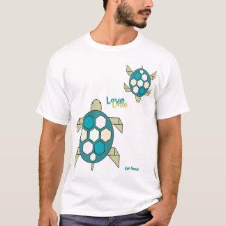 Kuri Hawaii Love Love T-Shirt