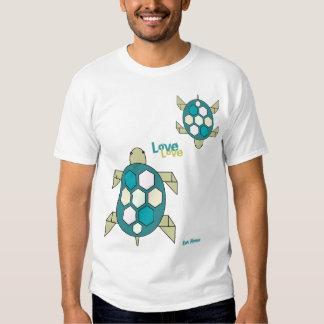 Kuri Hawaii Love Love Tees