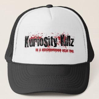 Kuriosity Killz - Trucker Hat