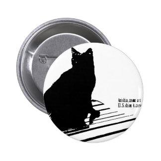 kuroaato Tokyo design cloa art tokyo design 2016 6 Cm Round Badge