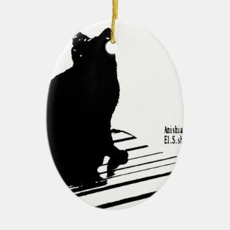 kuroaato Tokyo design cloa art tokyo design 2016 Ceramic Oval Decoration