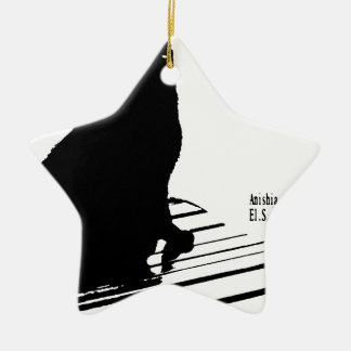 kuroaato Tokyo design cloa art tokyo design 2016 Ceramic Star Decoration