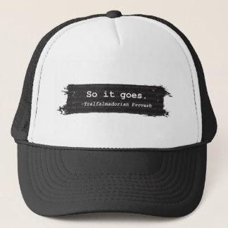 Kurt Vonnegut Hat