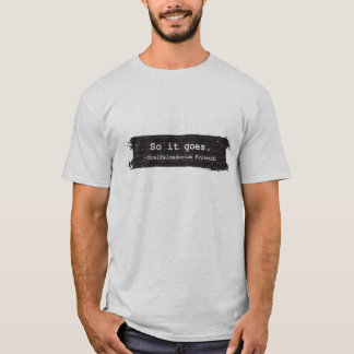 Kurt Vonnegut Slaughterhouse Five shirt