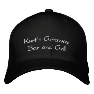 Kurt's Getaway Bar and Grill Embroidered Hat