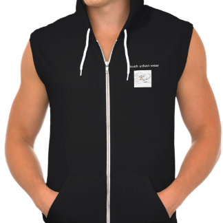 kush urban wear vest hooded pullovers