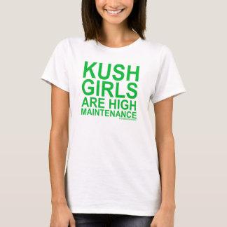 KushGirls are high maintenence T-Shirt