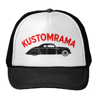 Kustomrama Chopped and Channeled '39 Cap