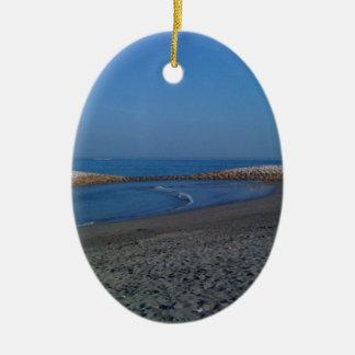 Kuta Beach Bali Christmas Ornament