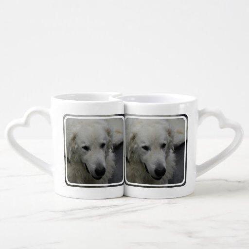 Kuvasz Dog Breed Couples Mug