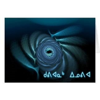 Kuvianak Innovia - Ice Whales Card