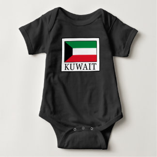 Kuwait Baby Bodysuit