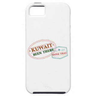 Kuwait Been There Done That Tough iPhone 5 Case