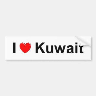 Kuwait Bumper Sticker